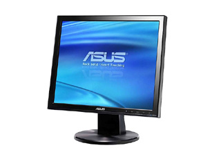 """Monitor Asus 17"""""""